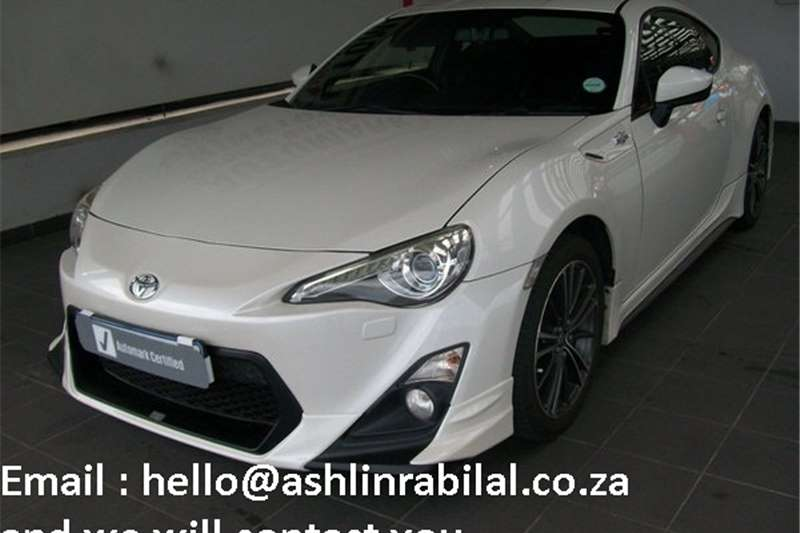 Toyota 86 2.0 high 2012