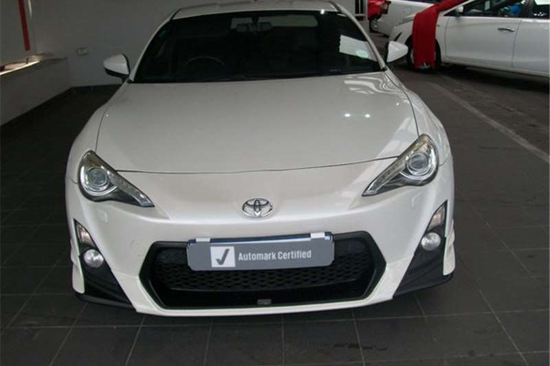 Toyota 86 2.0 high 2012