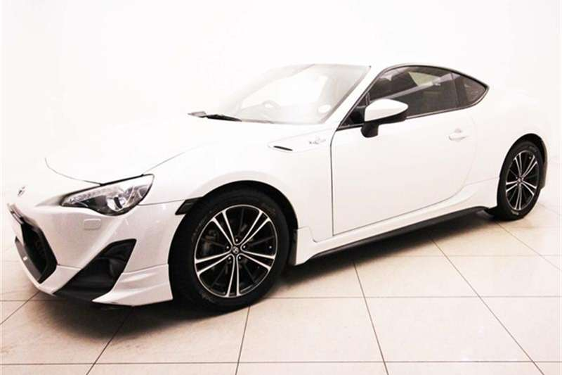 Toyota 86 2.0 high 2013