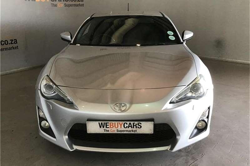 Toyota 86 2.0 high 2013