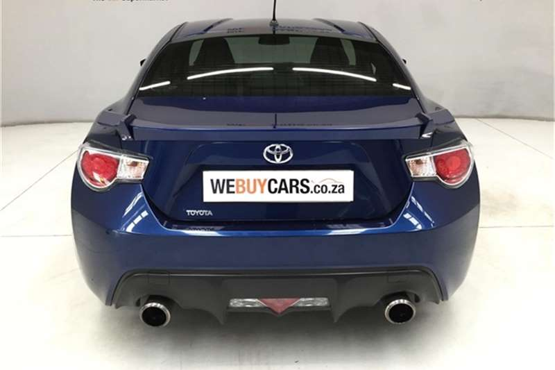 Toyota 86 2.0 high 2014