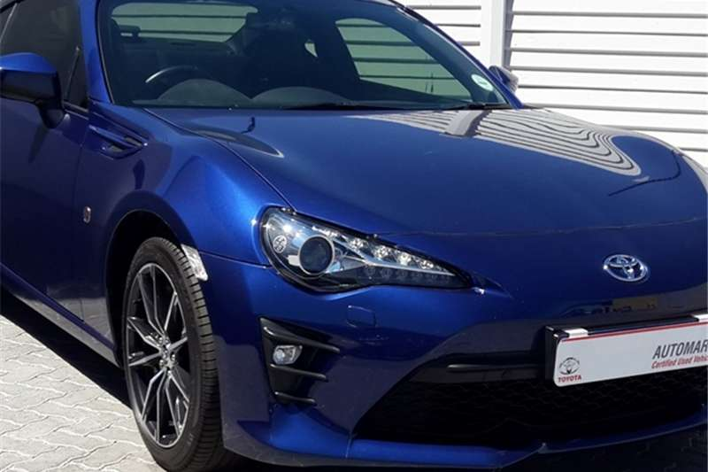Toyota 86 2.0 high 2017