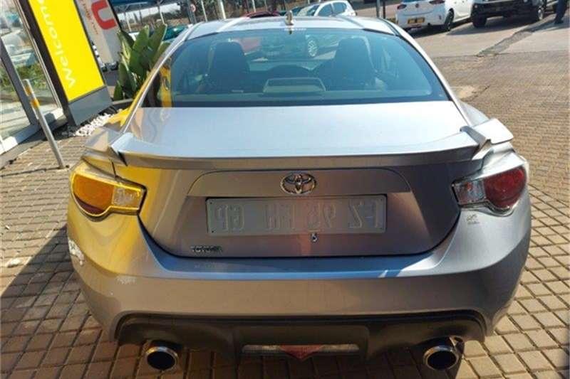 Toyota 86 2.0 high 2017