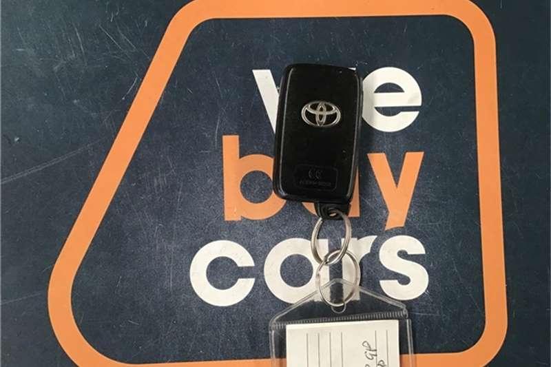 Toyota 86 2.0 high auto 2012