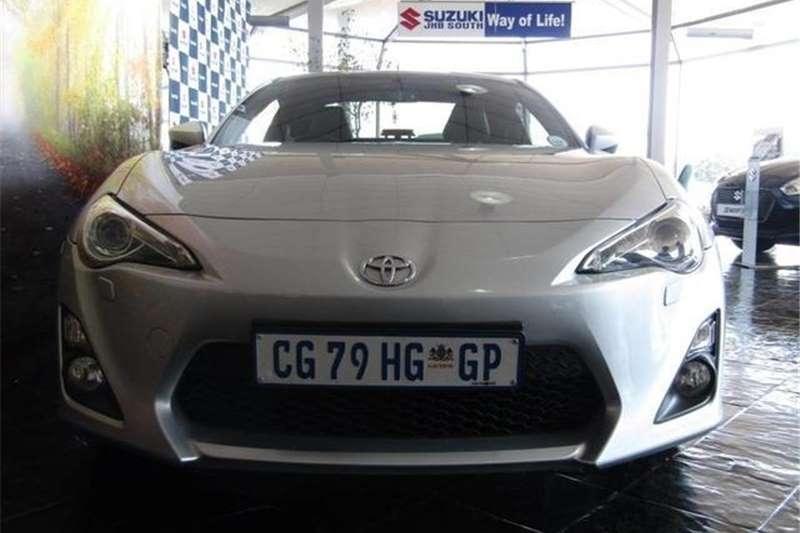 Toyota 86 2.0 high auto 2013