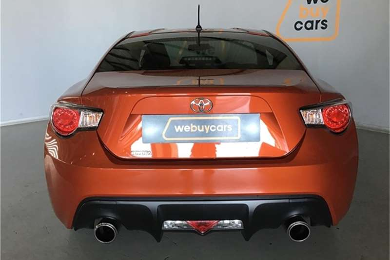 Toyota 86 2.0 high auto 2013