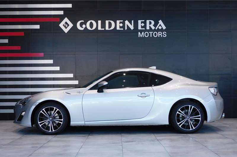 Used 2014 Toyota 86 2.0 high auto