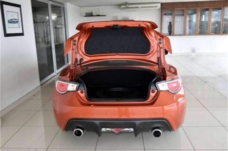 Toyota 86 2.0 high auto 2015