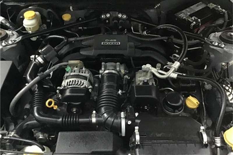 Toyota 86 2.0 standard 2013