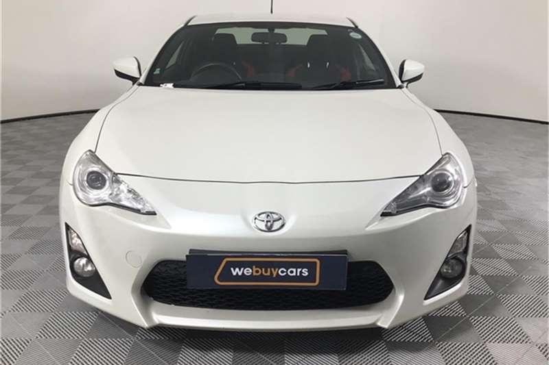 Toyota 86 2.0 standard 2014