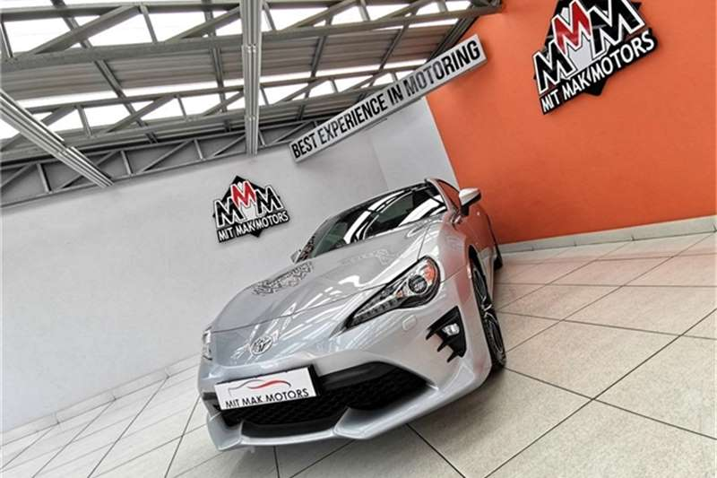 Toyota 86 2.0 standard 2018
