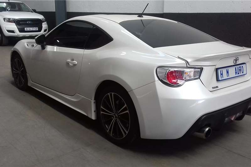 Toyota 86 Coupe GT86 2.0 2013