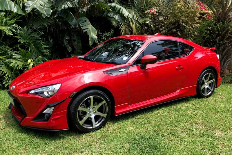 Toyota 86 Coupe GT86 2.0 2014