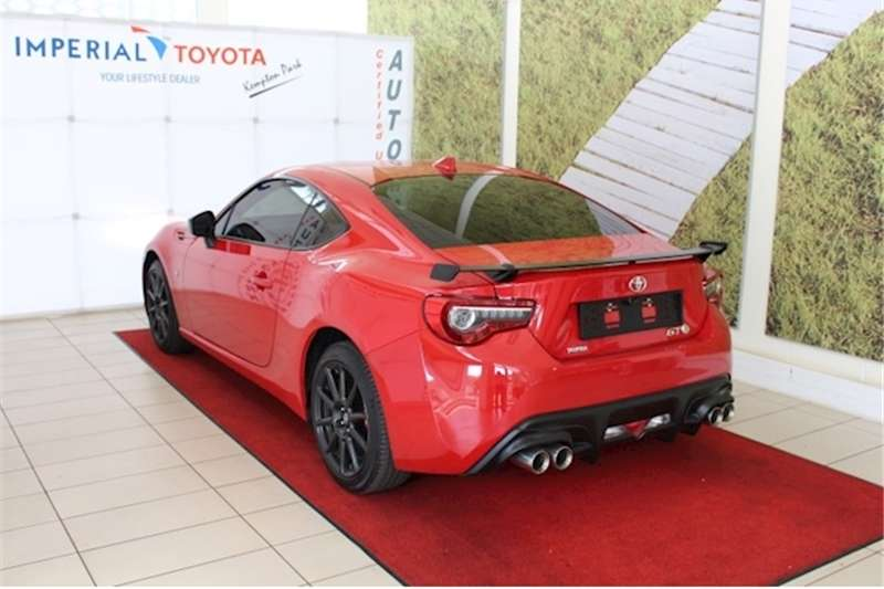 Toyota 86 coupe GT86 2.0