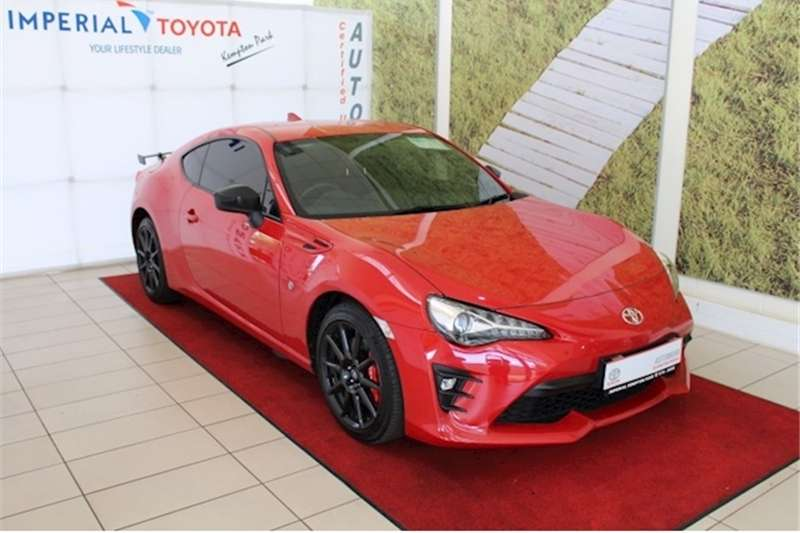 2019 Toyota 86 coupe GT86 2.0