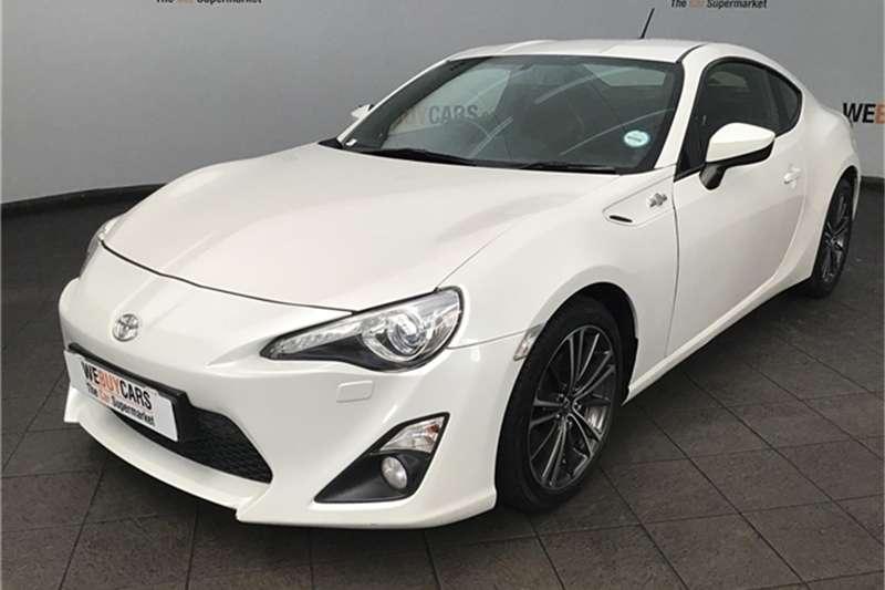 2012 Toyota 86 2.0 high