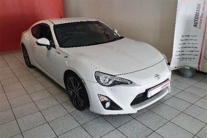 2012 Toyota 86 2.0 high