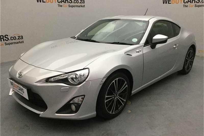 2012 Toyota 86 2.0 high auto