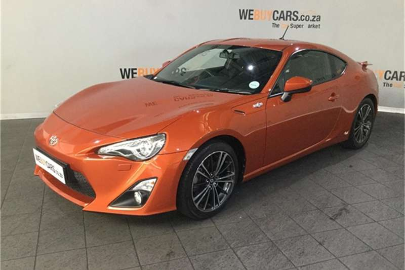 2014 Toyota 86 2.0 high auto