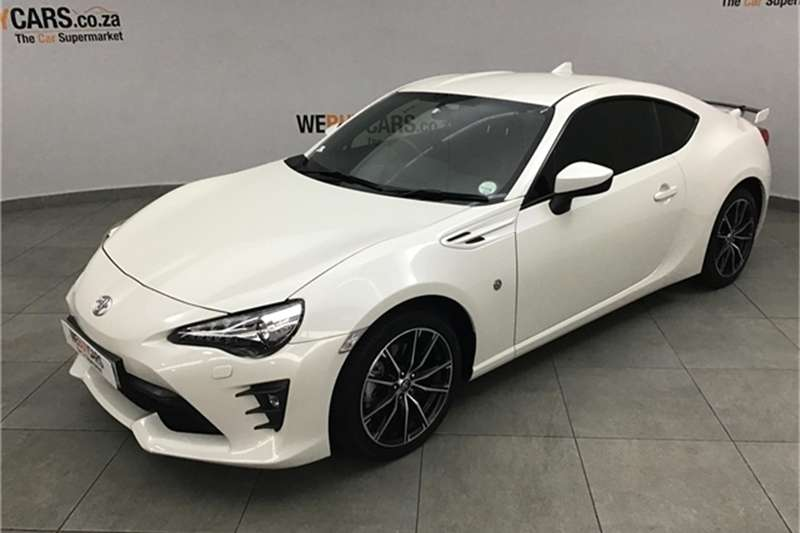 2017 Toyota 86 2.0 high auto