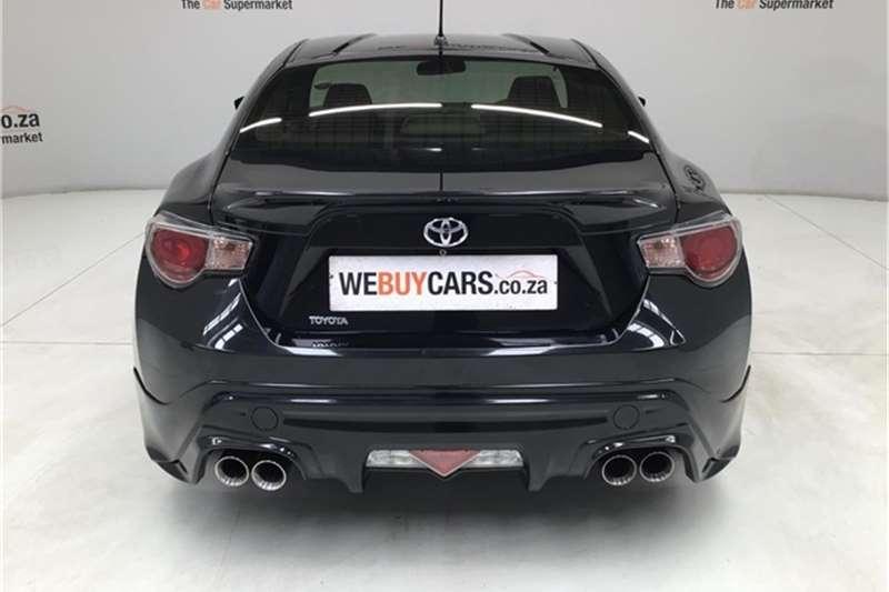 2012 Toyota 86 2.0 standard