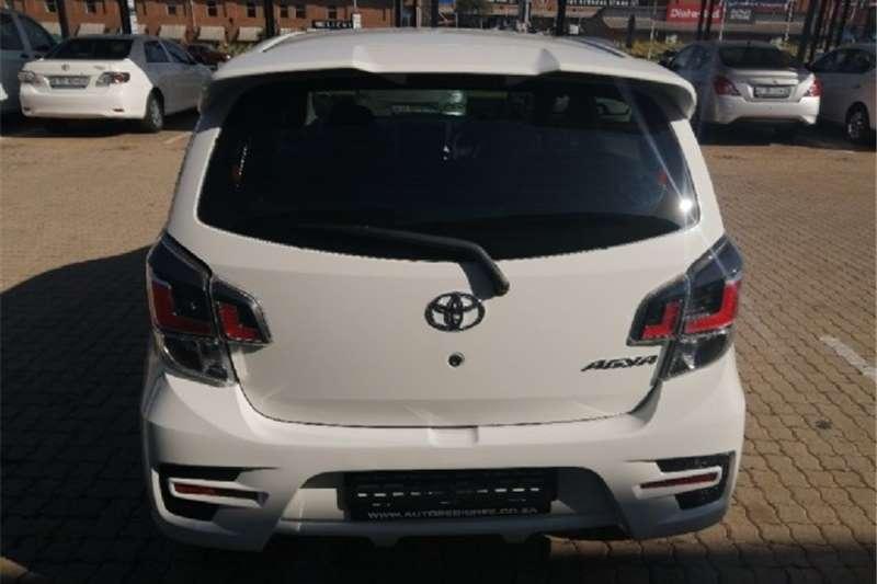 2021 Toyota Agya hatch AGYA 1.0