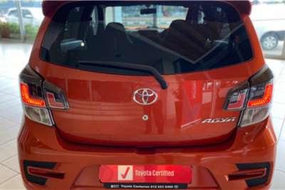 Used 2021 Toyota Agya Hatch AGYA 1.0 A/T