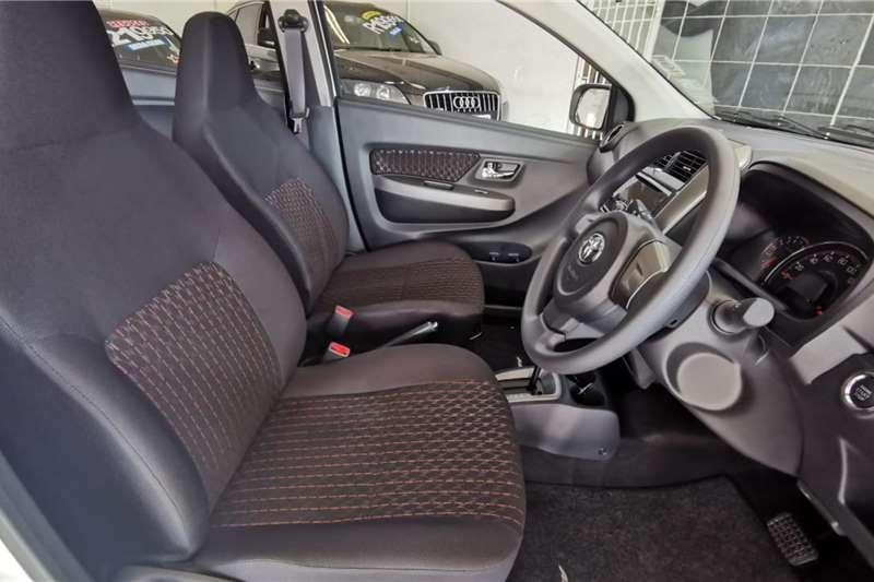 2021 Toyota Agya hatch AGYA 1.0 A/T