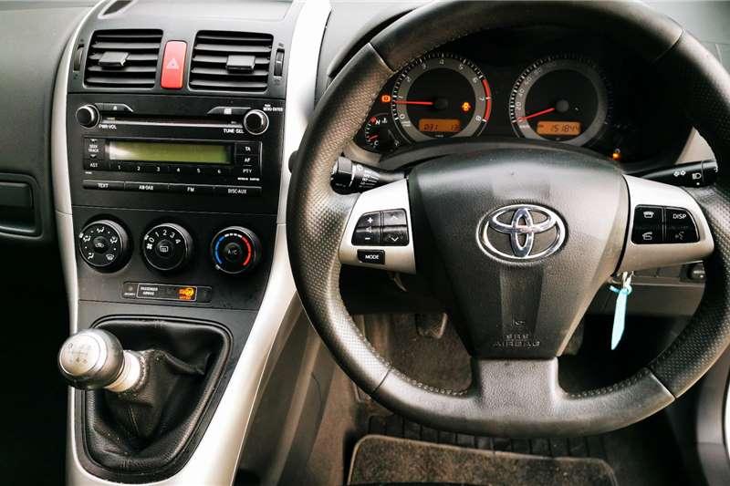Toyota Auris 1.3 X 2010