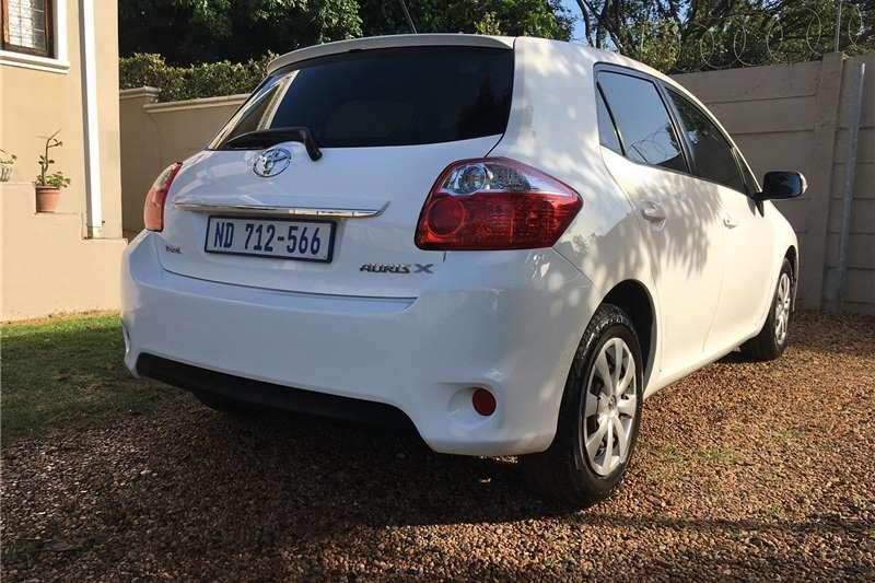 Toyota Auris 1.3 X 2012