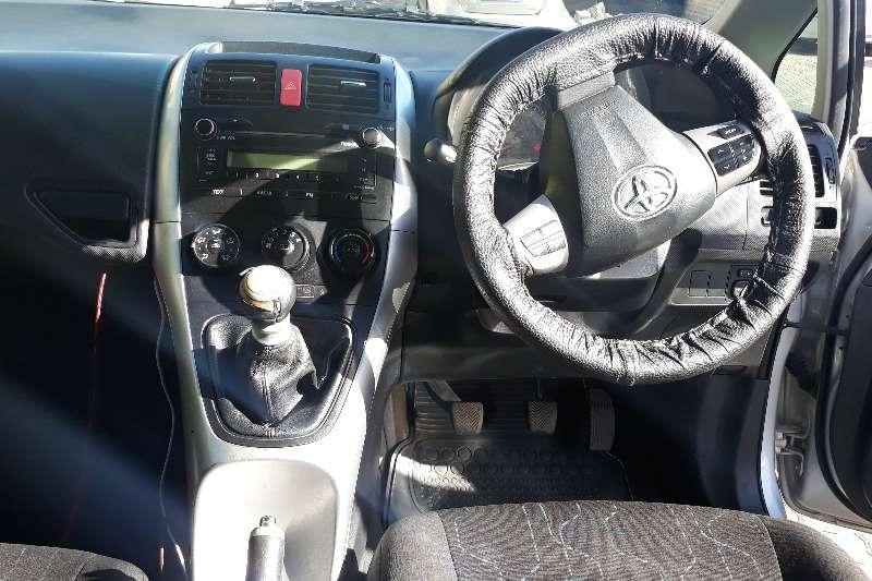 Used 2012 Toyota Auris 1.3 X
