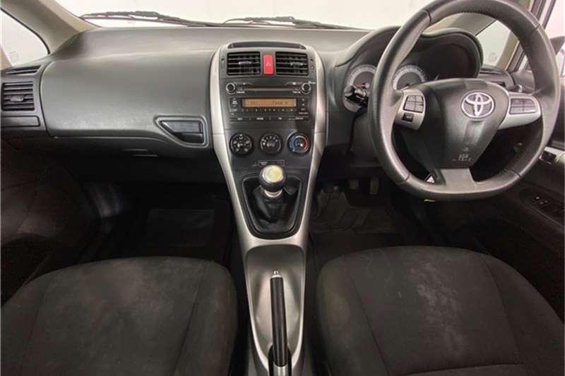 2012 Toyota Auris Auris 1.3 X
