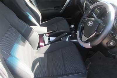 Used 2013 Toyota Auris 1.3 X