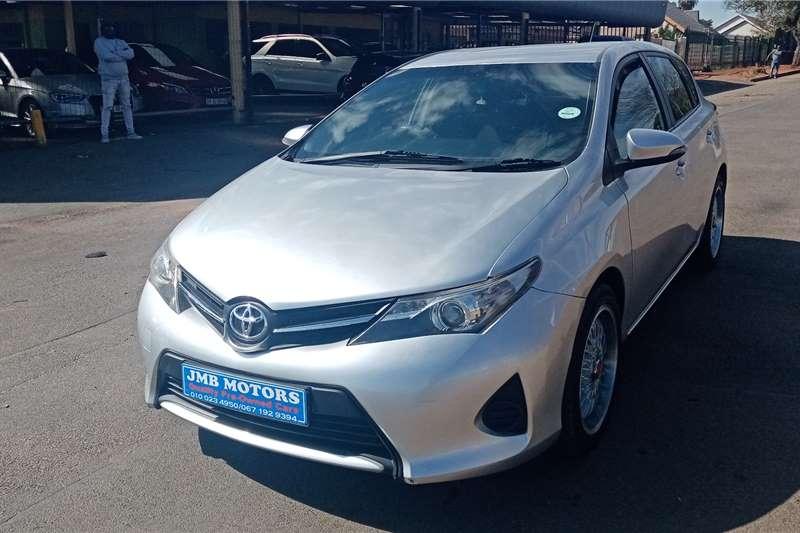 Used 2013 Toyota Auris AURIS 1.3 X