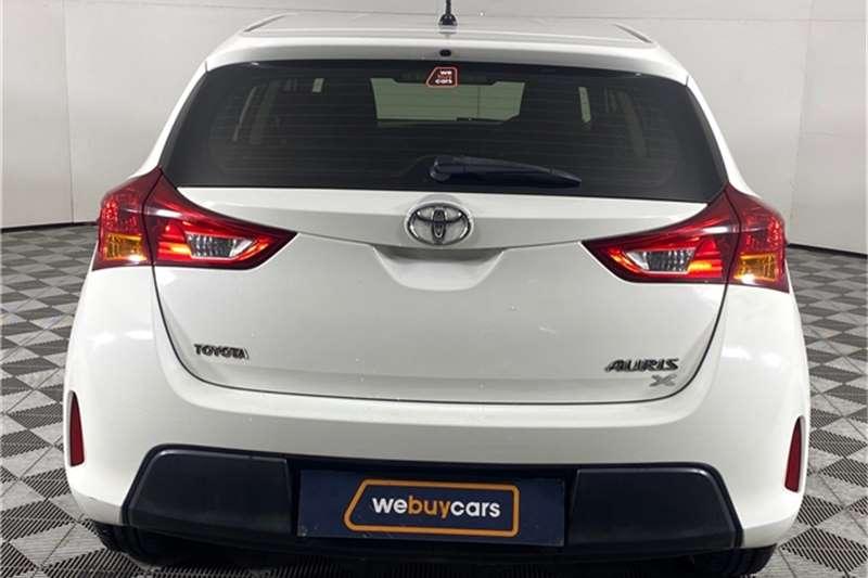 2013 Toyota Auris Auris 1.3 X