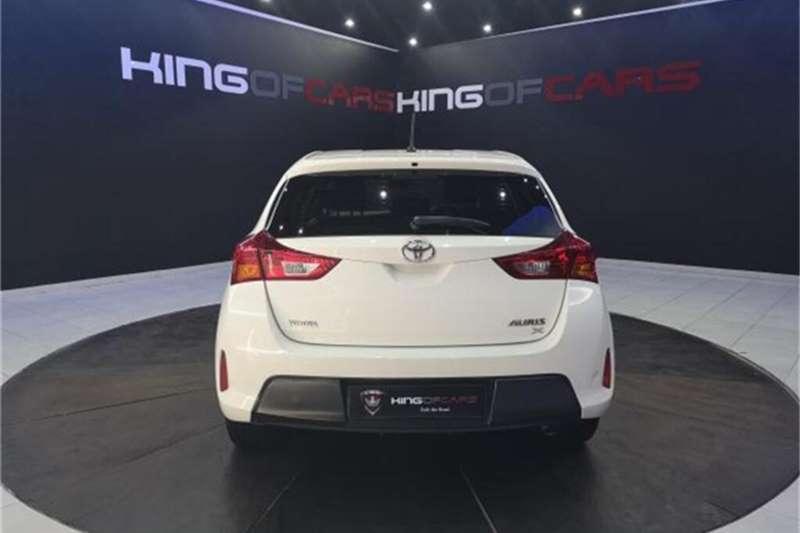 Toyota Auris 1.3 X 2014