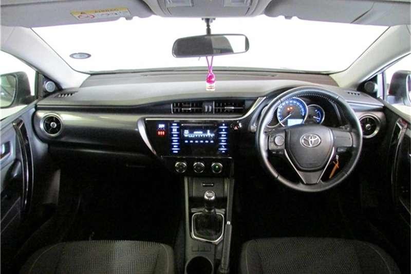 Toyota Auris 1.3 X 2016