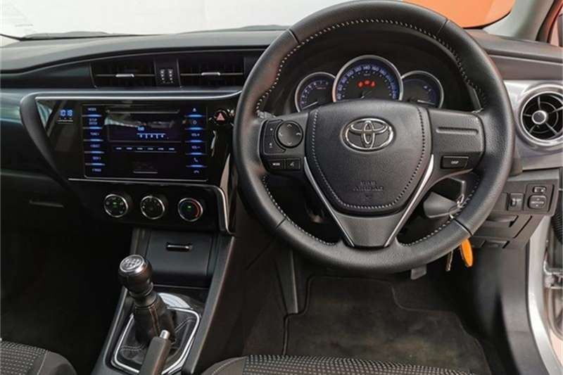 Toyota Auris 1.3 X 2017