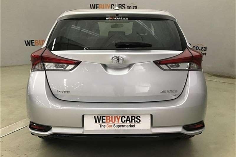 Toyota Auris 1.3 X 2018