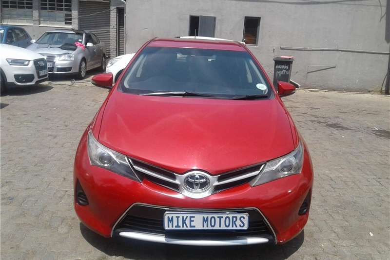 Toyota Auris 1.4 RS 2014