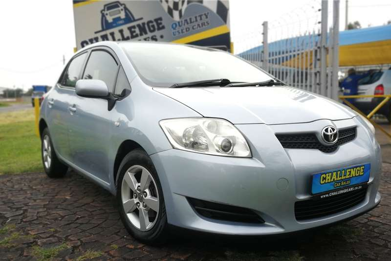 Toyota Auris 1.4 RT 2007