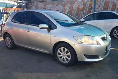 Toyota Auris 1.4 RT 2007