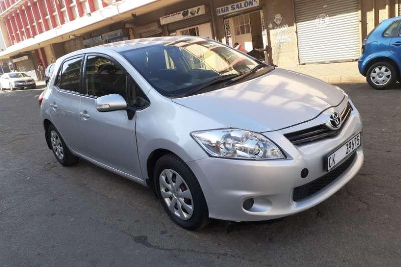Toyota Auris 1.4 RT 2012