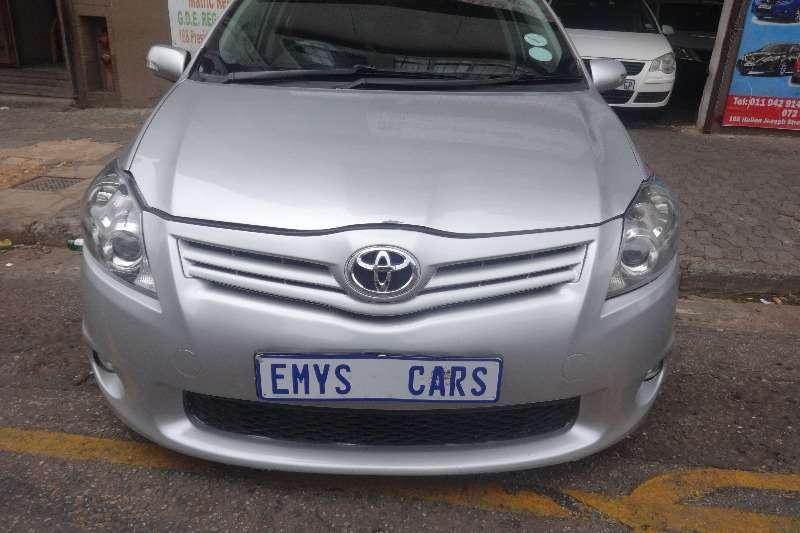 Toyota Auris 1.4 RT 2013