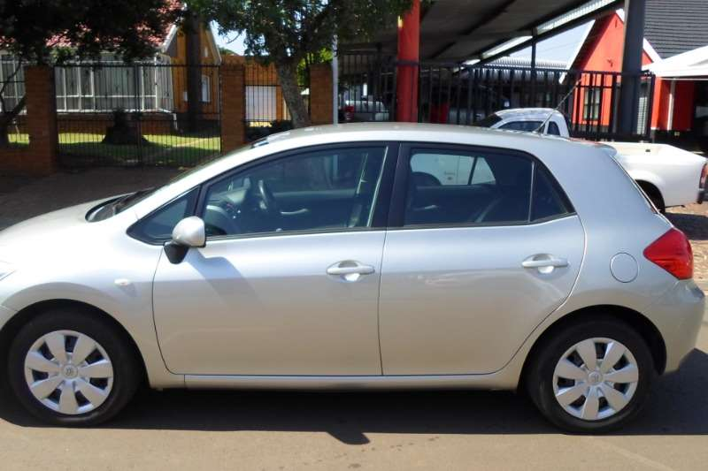 Toyota Auris 1.6 RS 2008