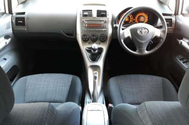 Toyota Auris 1.6 RS 2008