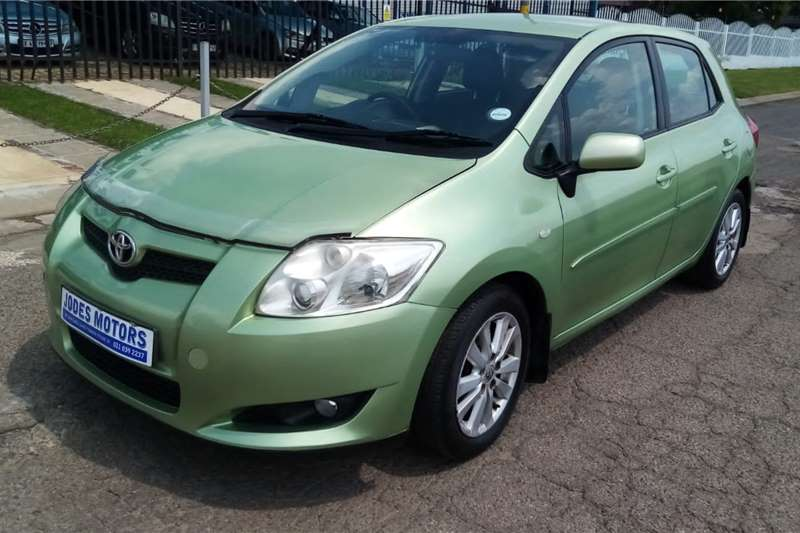 Used 2008 Toyota Auris 1.6 RS