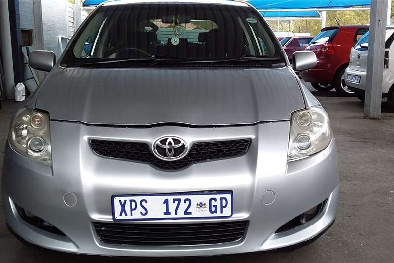 Toyota Auris 1.6 RS 2009