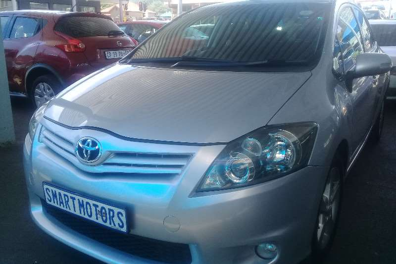 Toyota Auris 1.6 RS 2011
