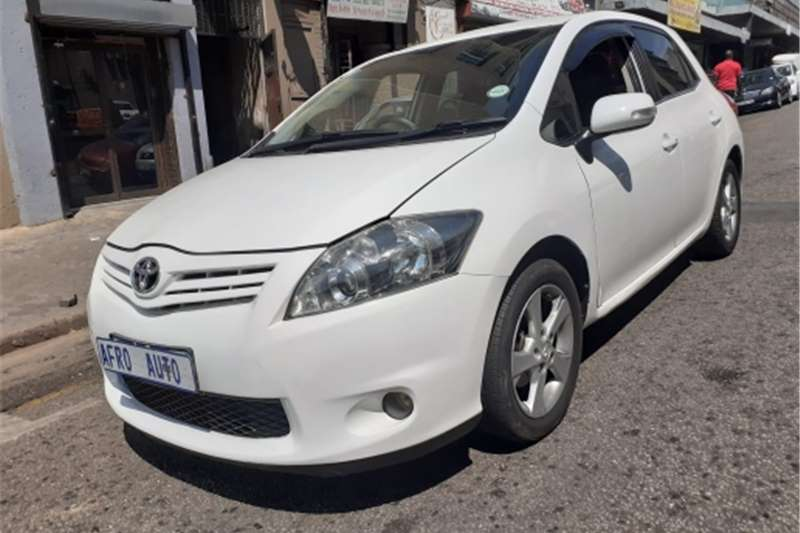 Used 2011 Toyota Auris 1.6 RS